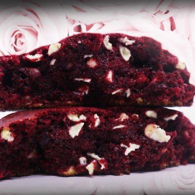 Red Velvet Μπισκότα